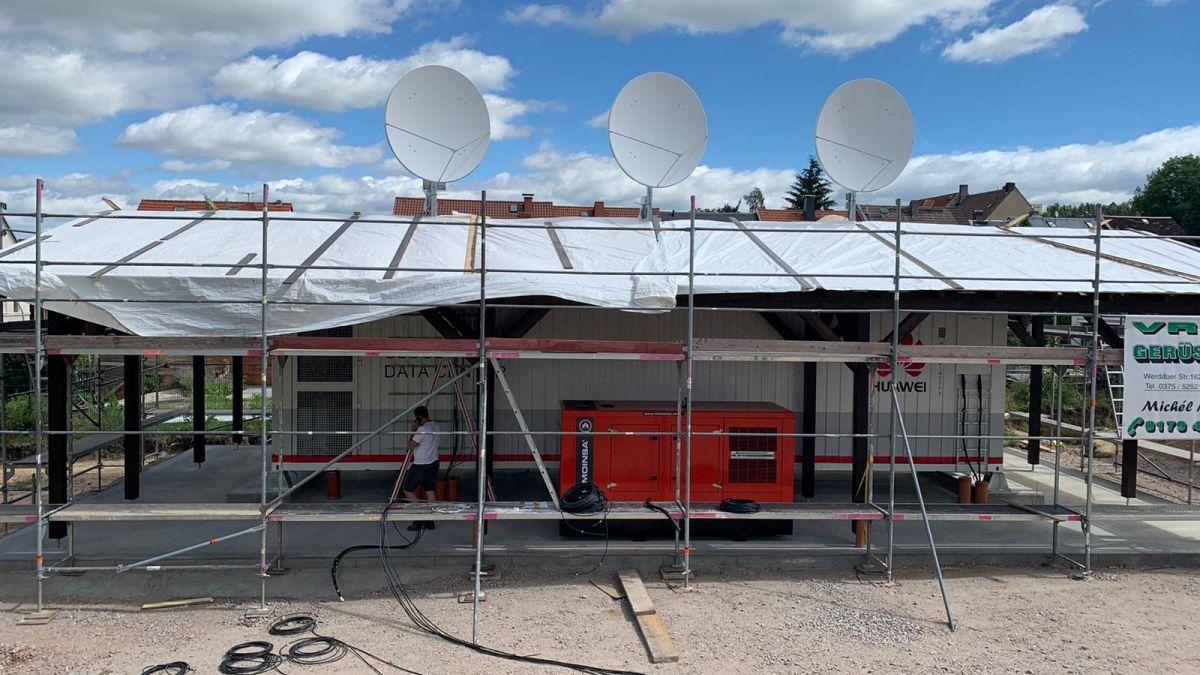 Neue Kopfstation